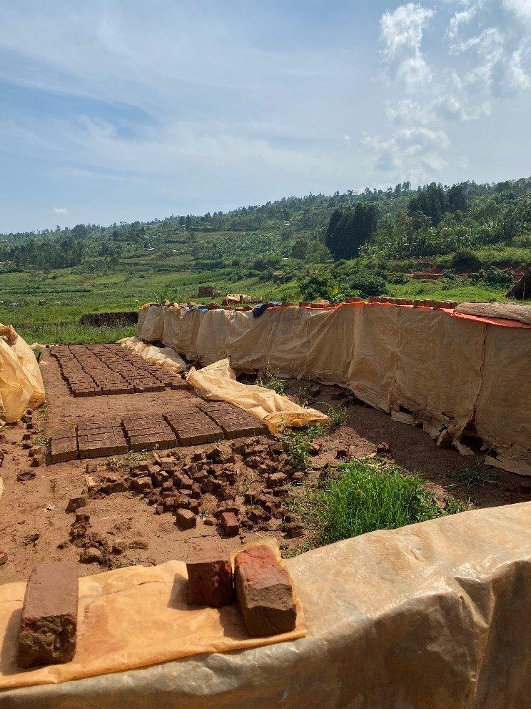 Brick kiln Walungu