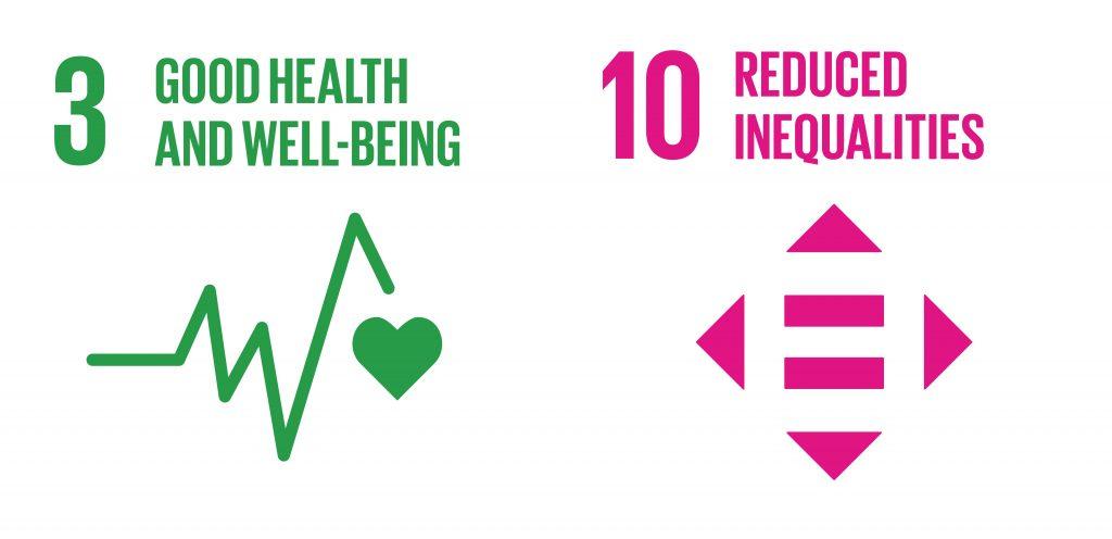 SDGs 3&10