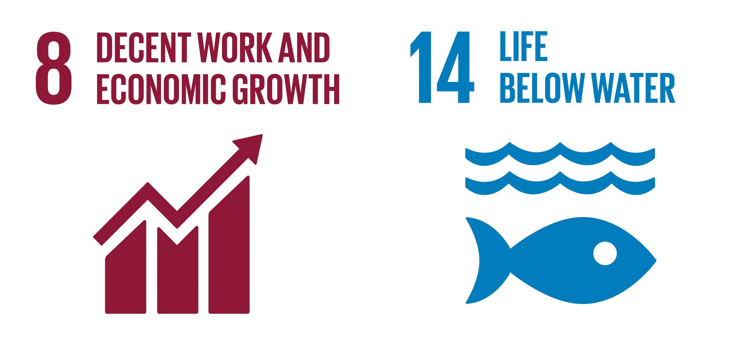 SDGs 8&14
