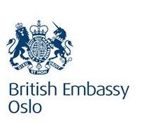 Britisj Embassy Oslo logo