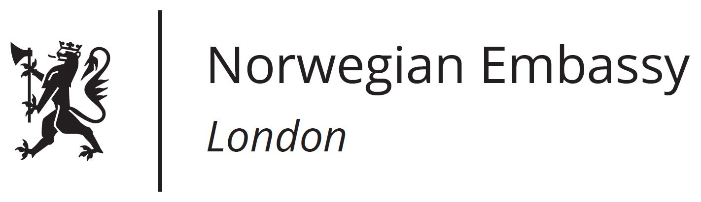 Norwegian Embassy London logo