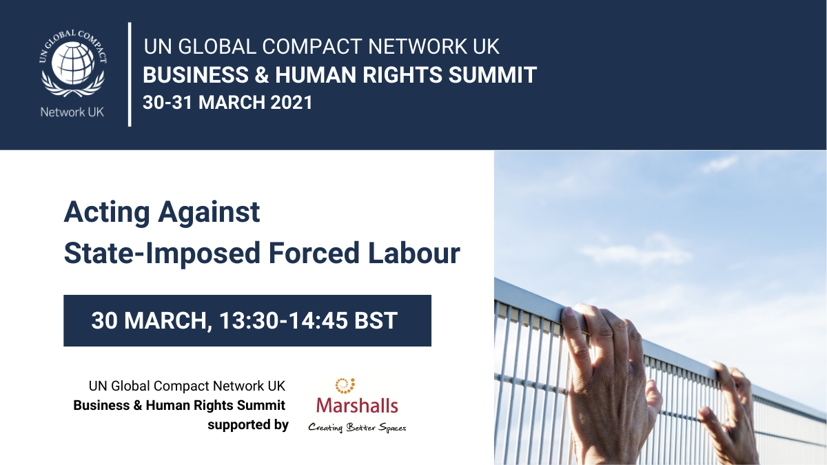 Acting Against State-Imposed Forced Labour