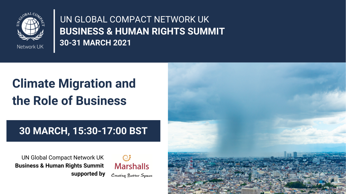 Climate Migration and the Role of Business