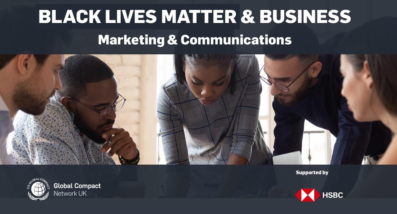 Marketing & Comms graphic