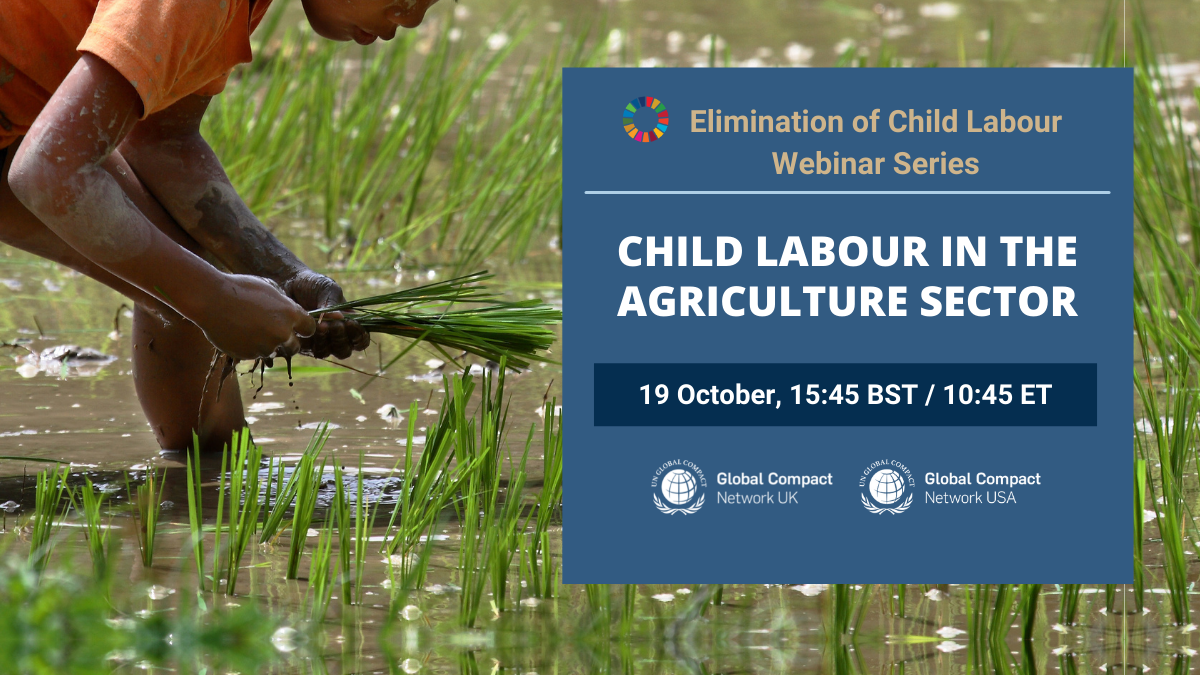 Child Labour in Agriculture