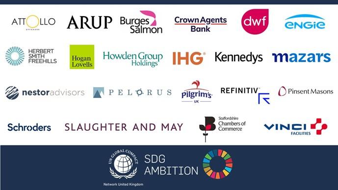 SDG Ambition past participants