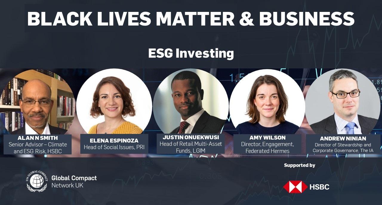 ESG Investing lineup
