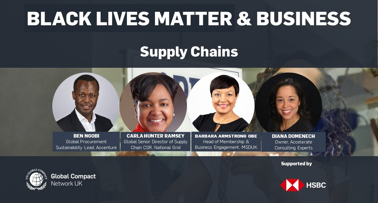 Supply Chains lineup