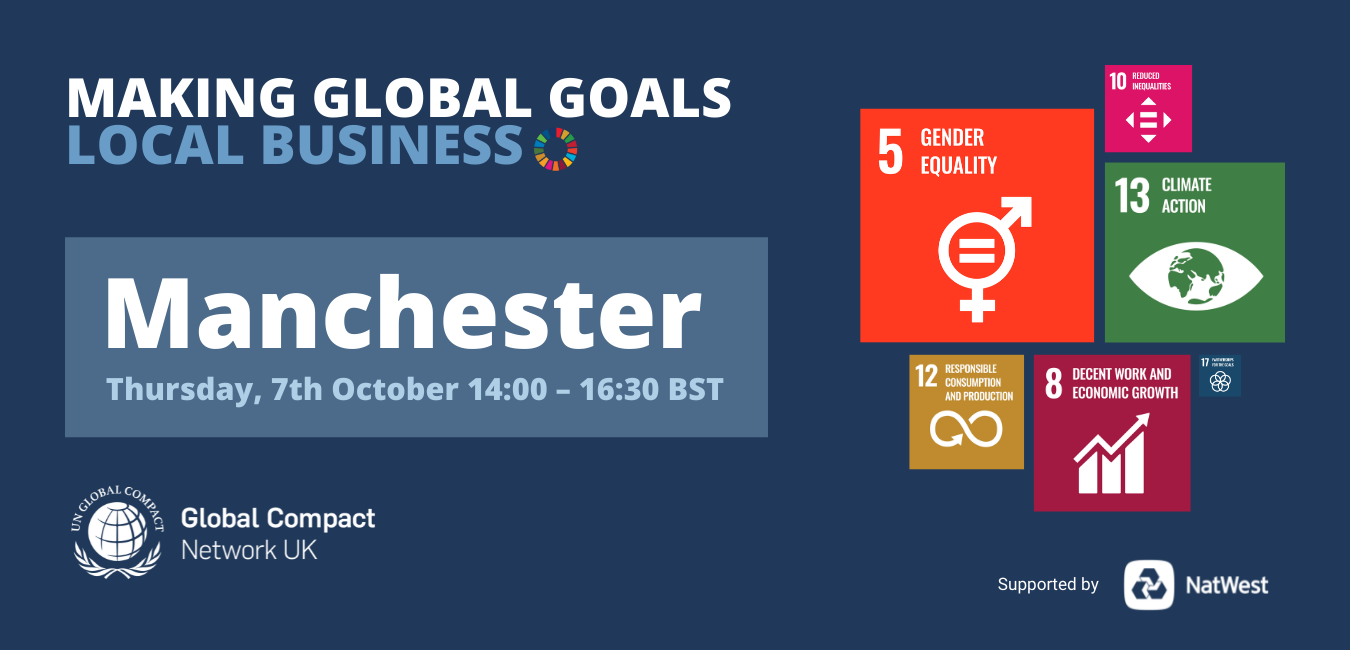 Making Global Goals Local Business Manchester-2